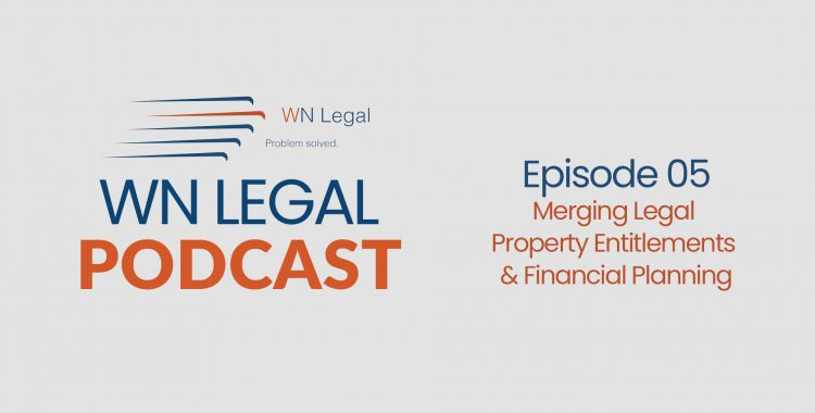 Merging Legal Property Entitlements