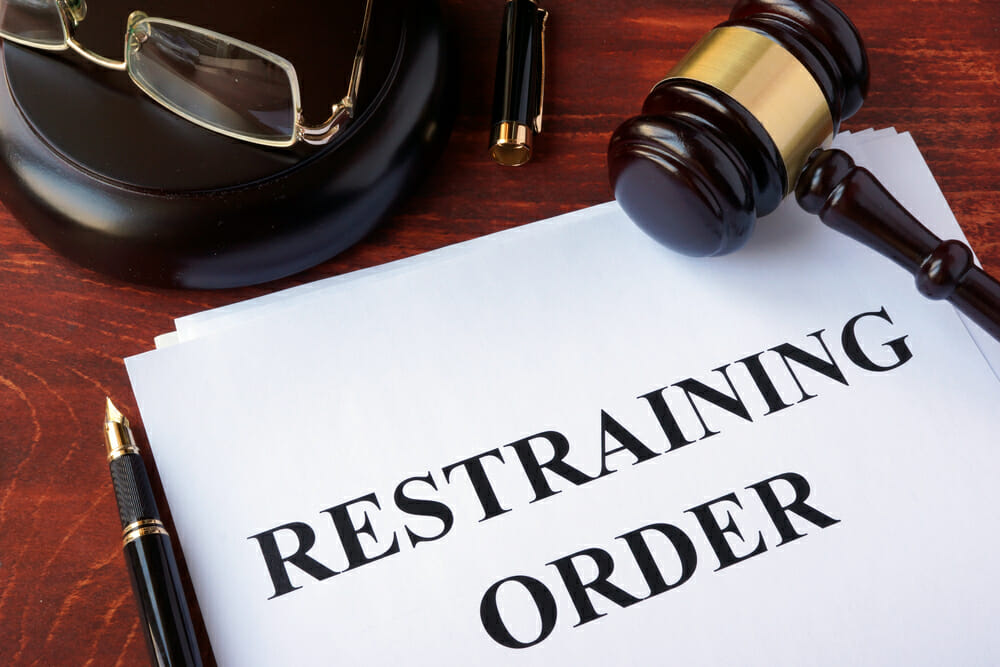 The Impacts Of A Restraining Order On Your Life And Your Record